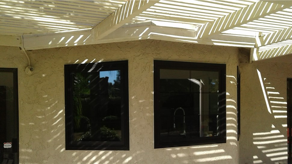 Aluminum Wood Clad Windows Photo 1