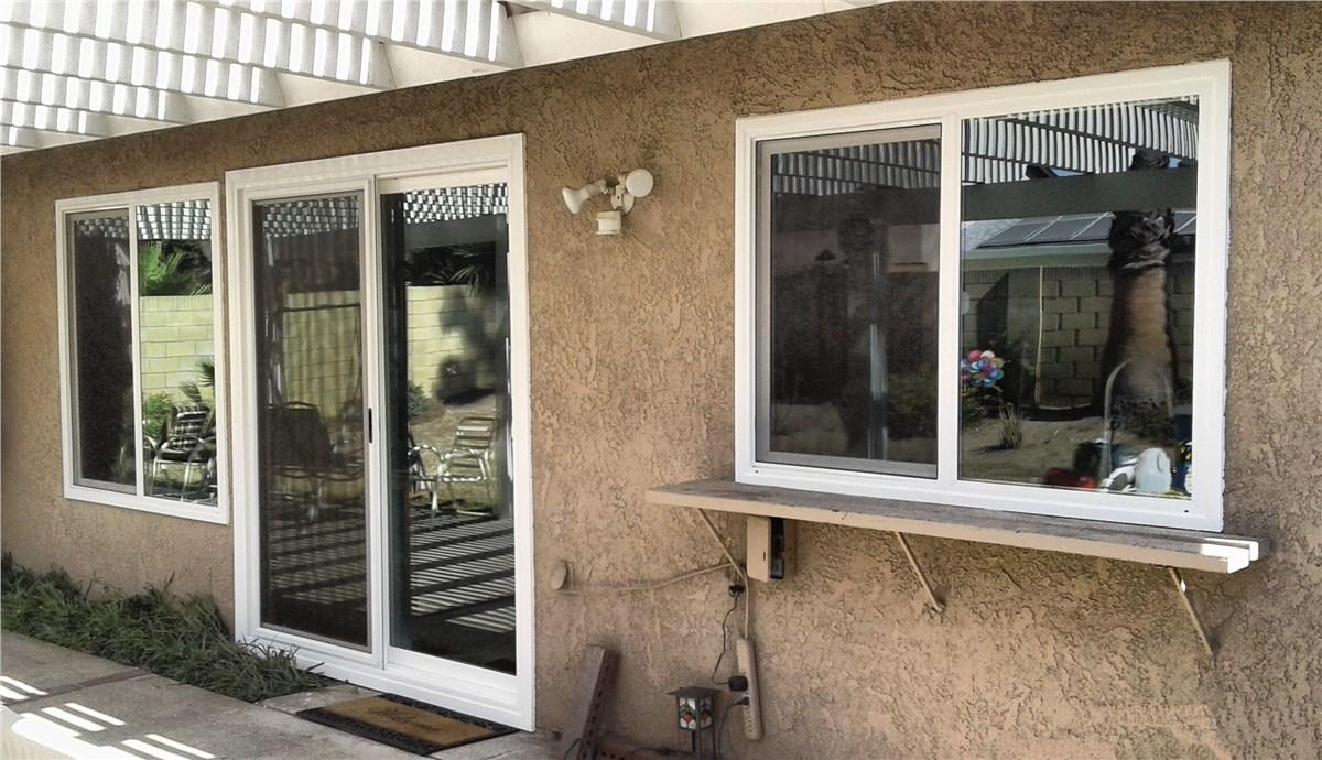 San Bernardino House Windows Replacement Doors Design