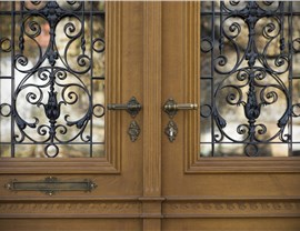 Iron Doors Photo 4