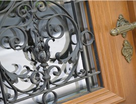 Iron Doors Photo 2
