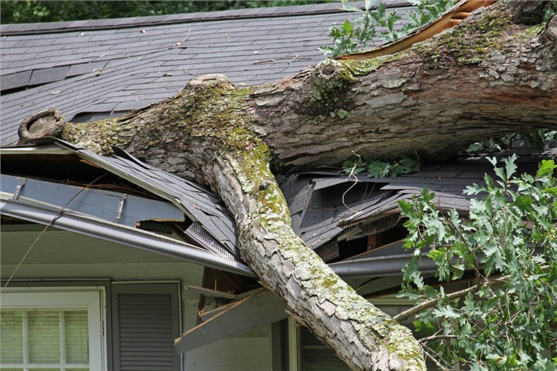 What Type of Roof Best Withstands a Storm?