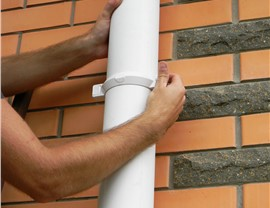 Gutter Replacement ---------- Siding 1
