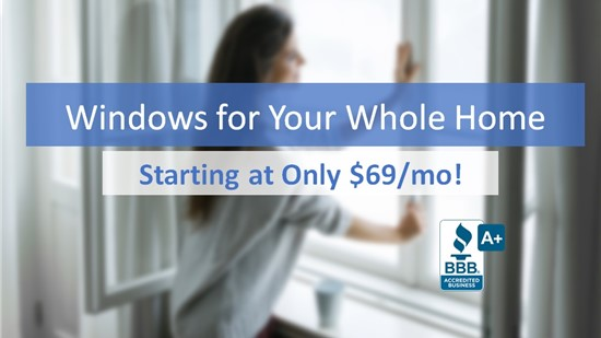 New Windows PLUS Installation, Starting at $69/mo!