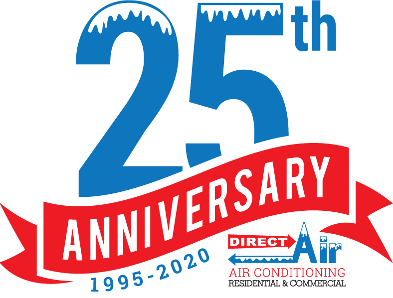 Direct Air Conditioning, LLC Celebrates its 25th Anniversary