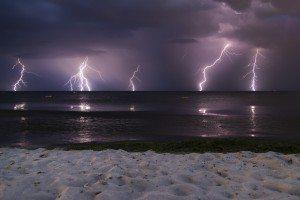 lightning for scuba divers