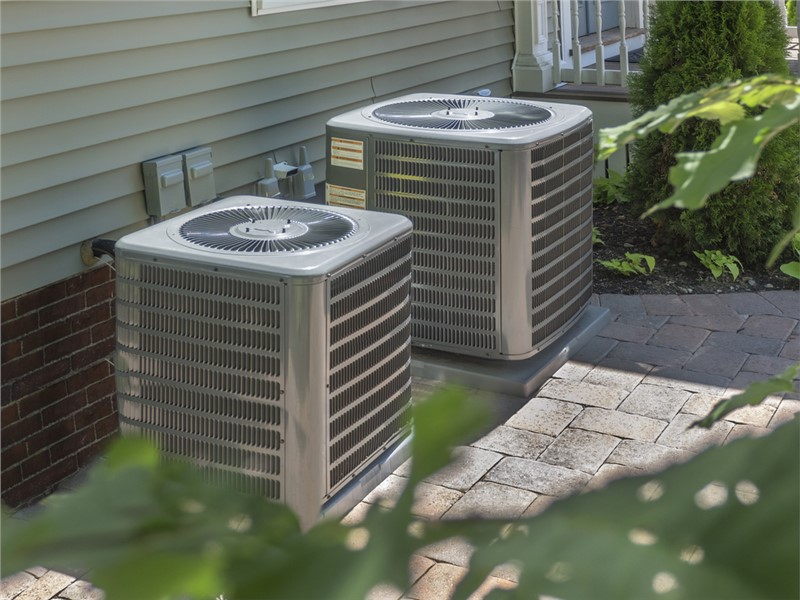 Comparing Central AC Brands: Rheem vs. Goodman