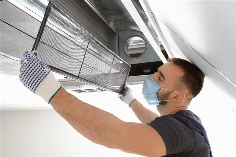 Benefits of Clean Air Ducts
