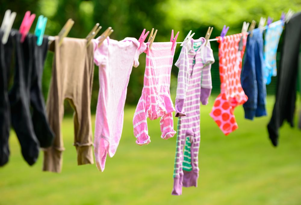 hang dry to save money