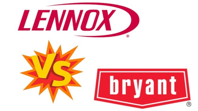 Comparing Lennox vs Bryant AC Units