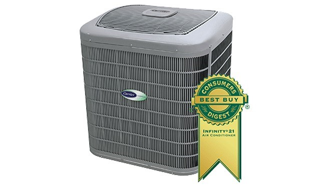 Comparing Central AC Brands: Carrier vs. Goodman