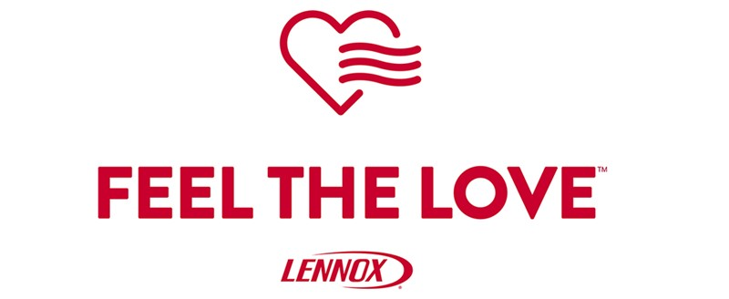 Proud to Participate in the Lennox Feel the Love Program