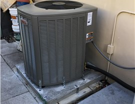 Lennox Air Conditioning Unit install