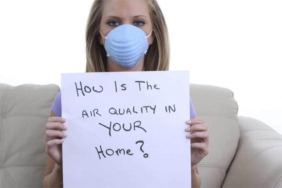 Get a FREE Air Quality Report & Discounted Air Duct Sanitation Services