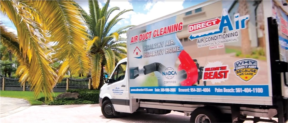 $75 off duct cleaning services AND a free UV light!