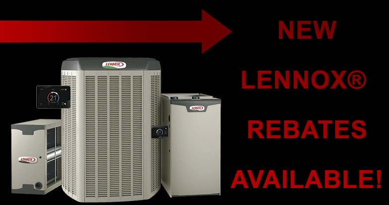 Get up to $1,200 in Lennox Rebates!