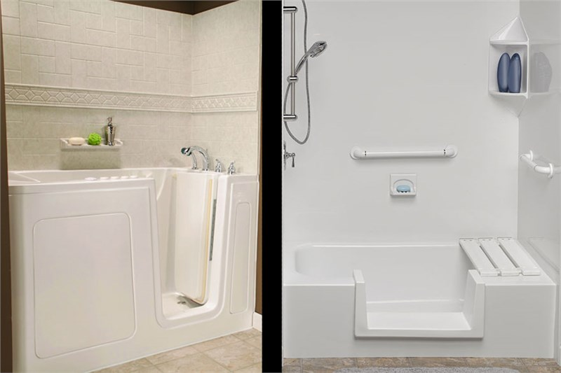 Bath Remodeling Offers Aging in Place - Home Accessibility Solutions