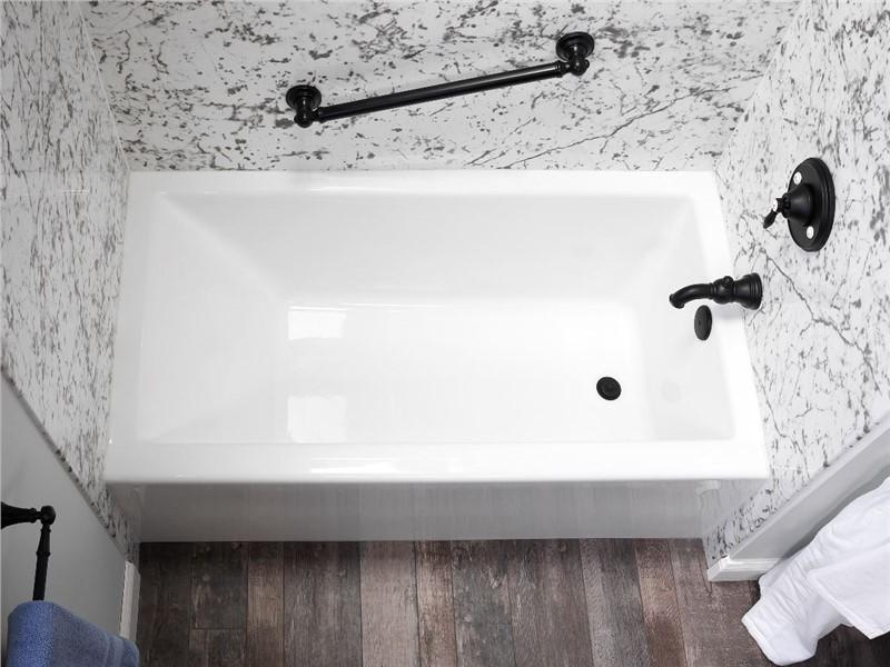 Designing an Elegant Bathing Area