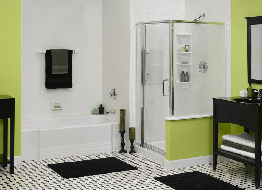 Shower Surrounds: Indianapolis, Bloomington, Lafayette, Muncie