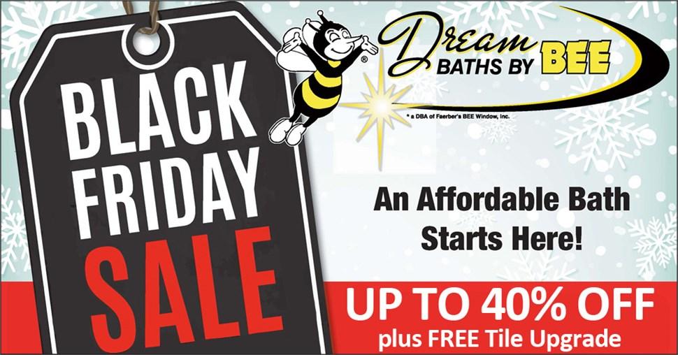Bathroom Remodeling Black Friday Sale