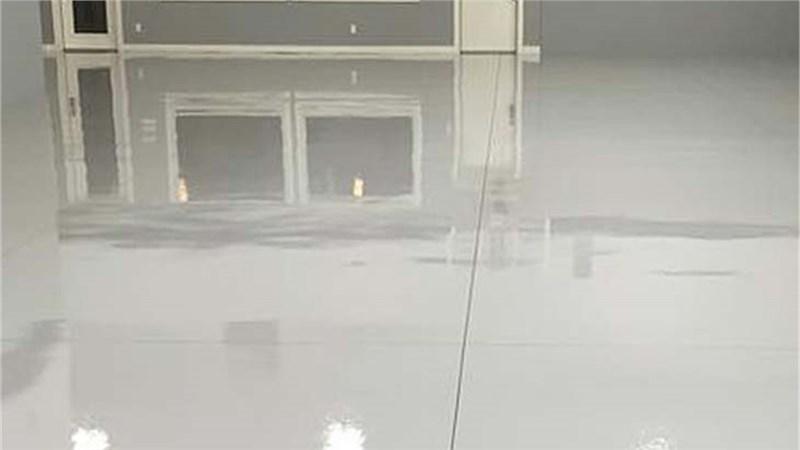 Garage Floor Coating Polyurea