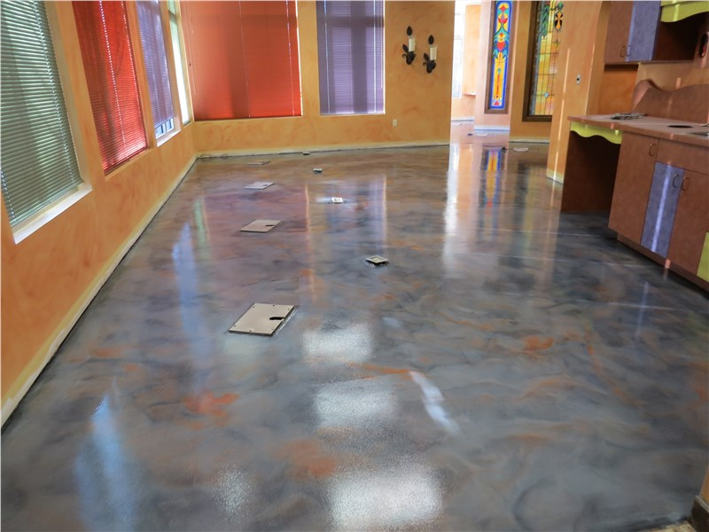 Epoxy Coatings For Your Basement Too