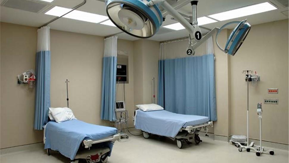 Medical Centers Floor Coatings Photo 1