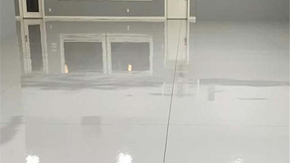 Solid Color Polyurea Floor Finishes Photo 1