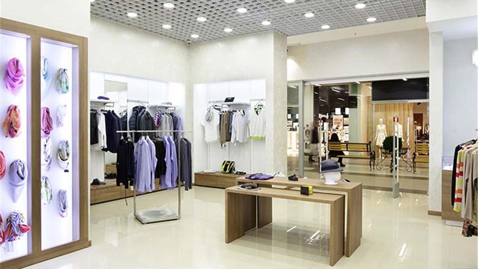 Retail Stores Floor Coatings Photo 1