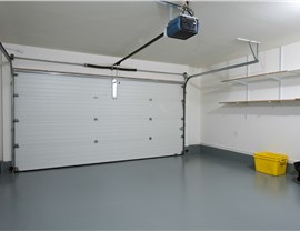 Garage Floor Coating Photo 3