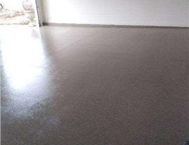 Solid Color Epoxy Floor Finishes Photo 3