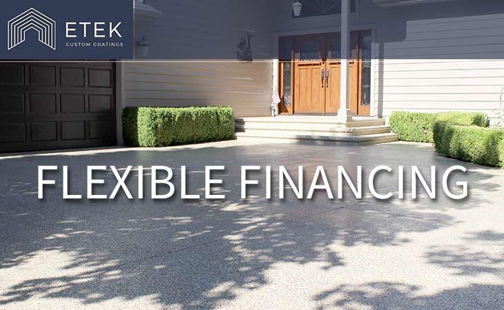 Flexible Financing Solutions