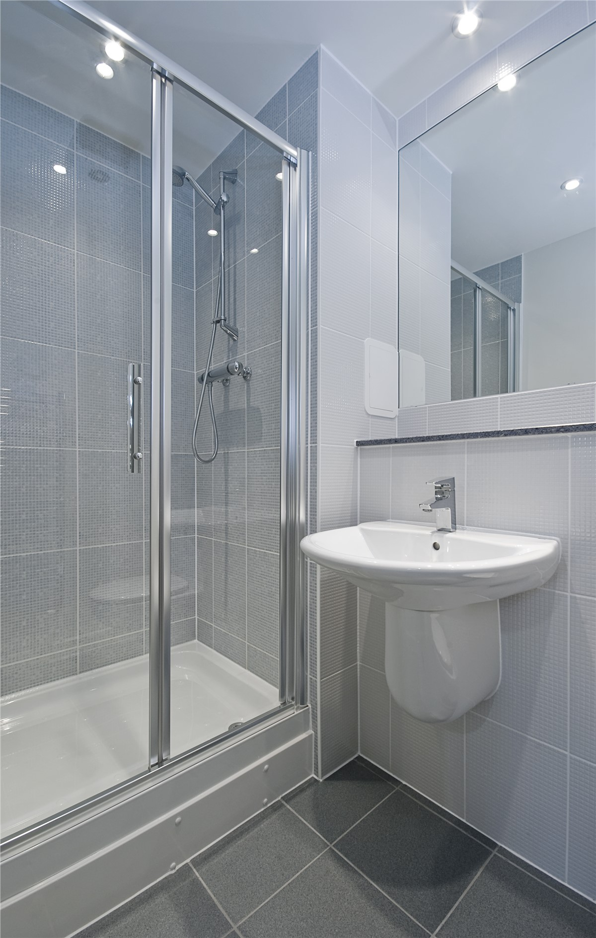 Walk-in Showers | Step in Shower | Easy Access Showers | Toledo ...