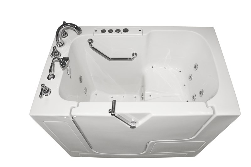 Soothe Away Your Aches With a Shreveport Walk In Tub Installation