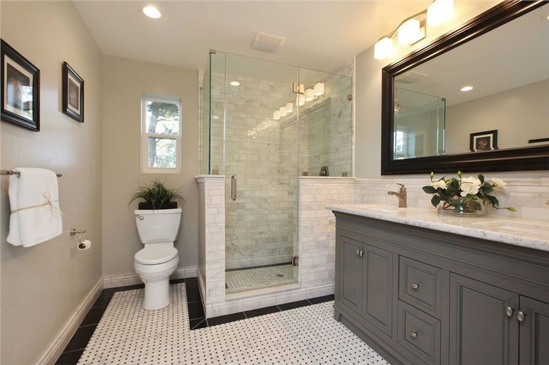 Walk in to Your Dream Bathroom