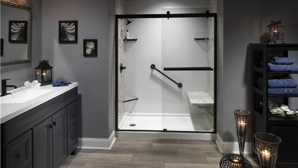 Tub to Shower Conversions Photo 1