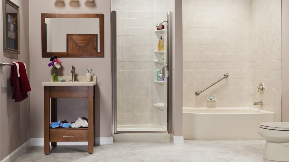 New Showers| EZ Baths | Baton Rouge Bath Remodeler