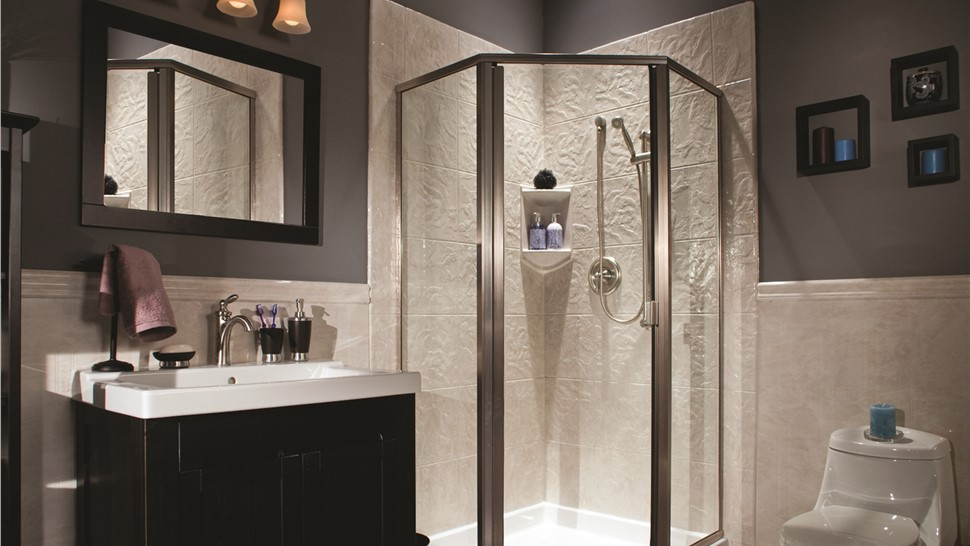 Shower Enclosures| EZ Baths | Baton Rouge Bath Remodeler