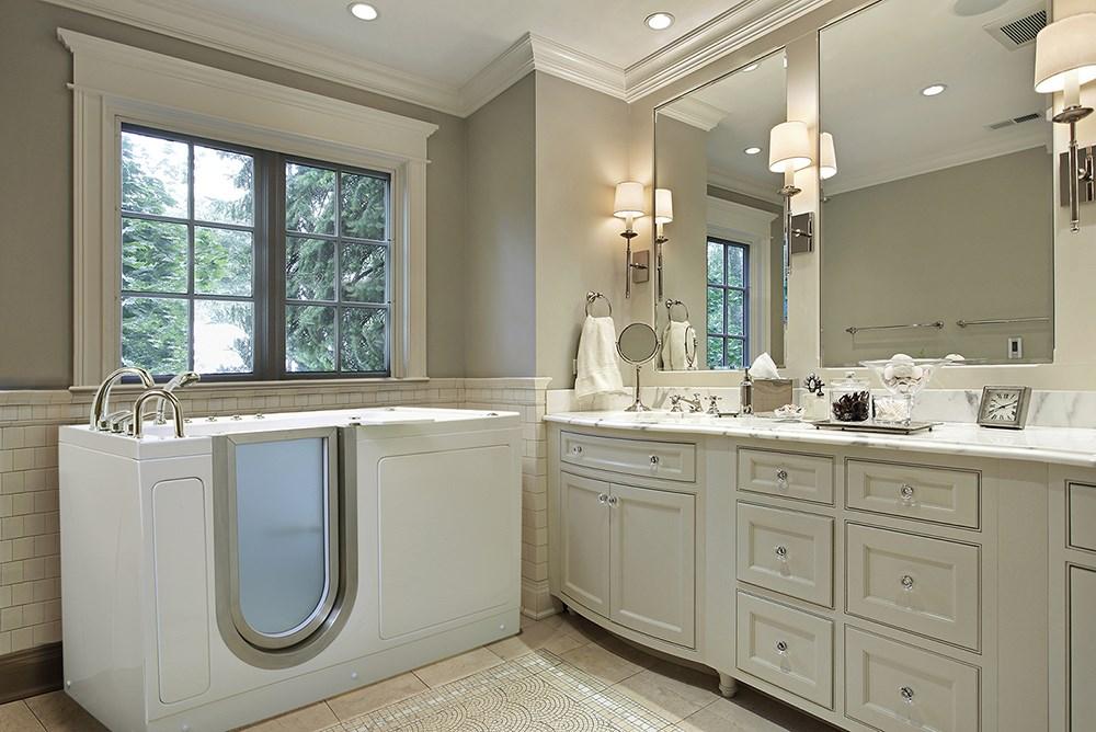 EZ Baths Walk-In Bathtub Benefits | $1500 Off Walk-In Tubs ...