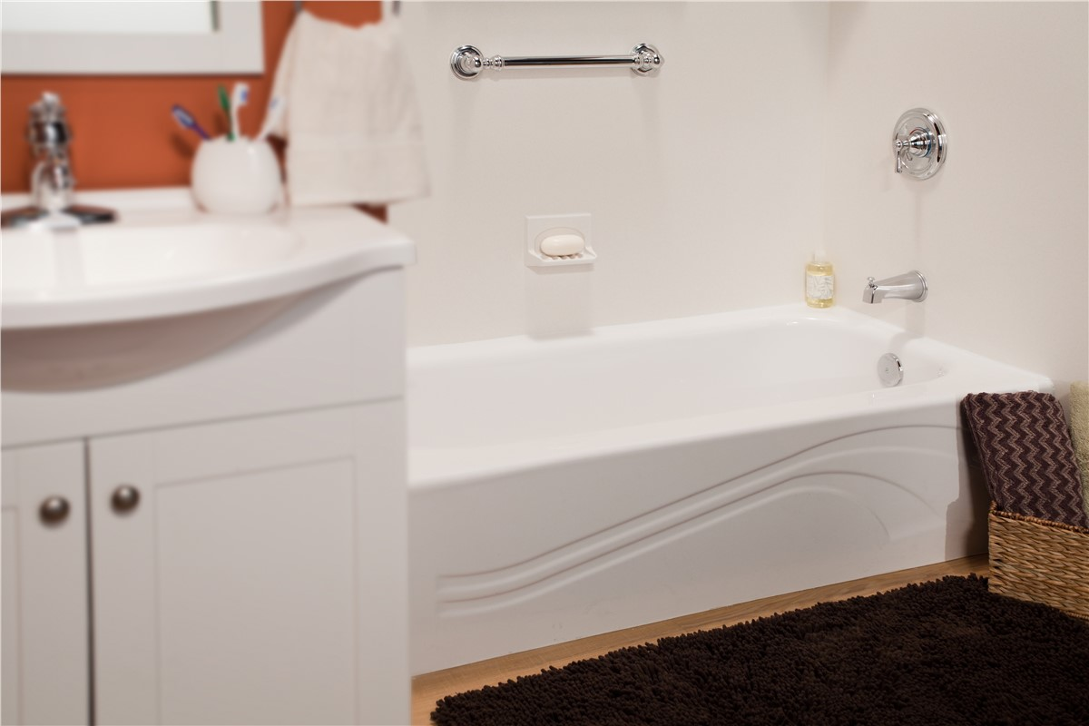 Baton Rouge New Bathtubs | New Tub Installer in Baton Rouge | EZ Baths