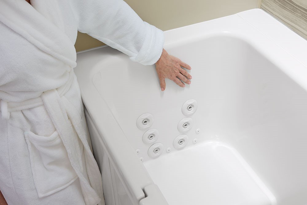 Baton Rouge Bathtub Spas   Whirlpool Tub Company Baton Rouge   EZ Baths