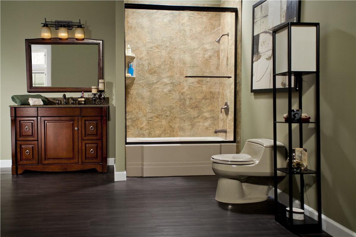 Baton Rouge Shower to Tub Conversion | Convert Shower to Bath | EZ Baths
