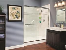 Shower Bases  EZ Baths   Baton Rouge Bath Remodeler