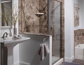 New Showers | EZ Baths | Baton Rouge Bath Remodeler