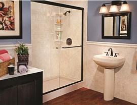 Replacement Showers  EZ Baths   Baton Rouge Bath Remodeler