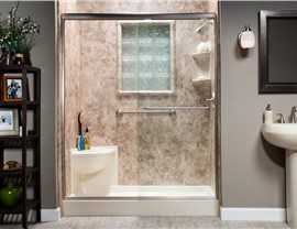Shower Surrounds | EZ Baths | Baton Rouge Bath Remodeler