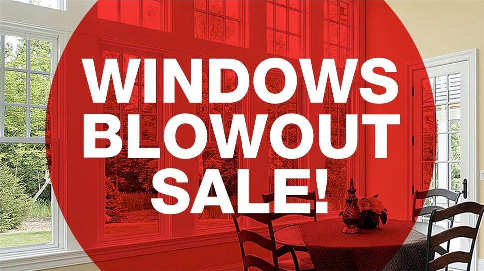 Get $1000 Off a Houseful of Windows!