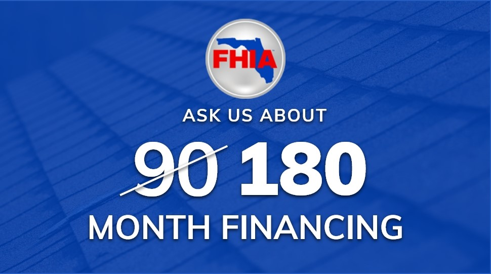 $0 Down & 180 Month Financing Options
