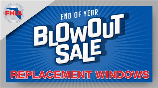 End of Year Blowout Sale on Windows!
