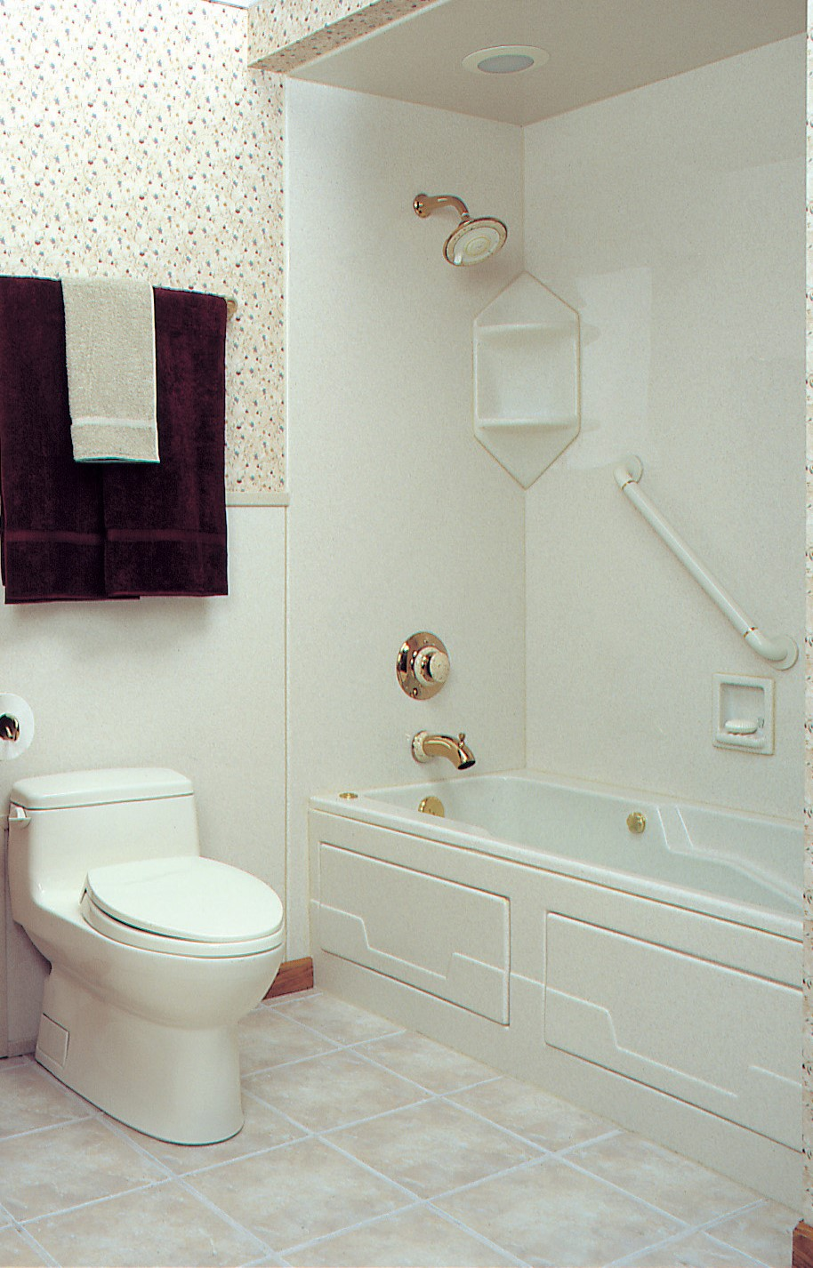 one day bath gallery click image to view more - One Day Bathroom Remodeling