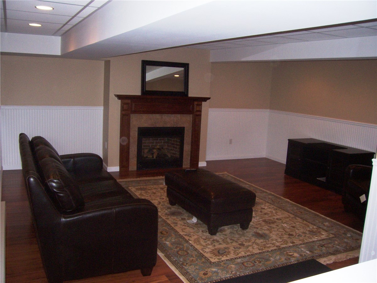 Basement Remodeling Gallery Photo 1